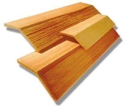 Certi Ridge 174 Tapersawn Hip Amp Ridge Capital Forest Products
