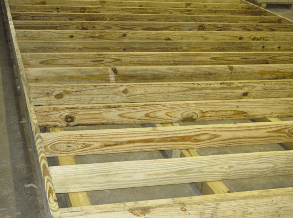 Treated Lumber Capital Forest Products