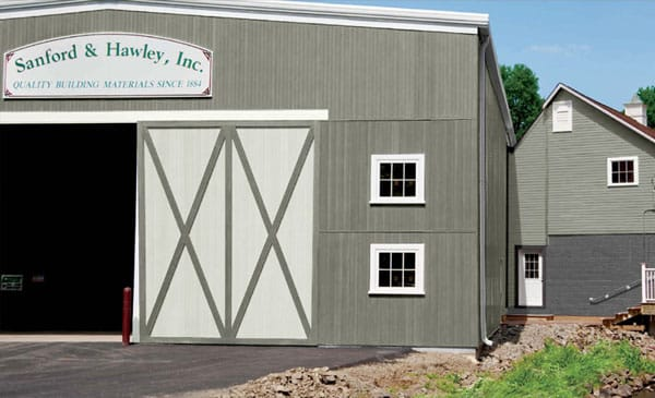 Nucedar Vertical Siding Capital Forest Products